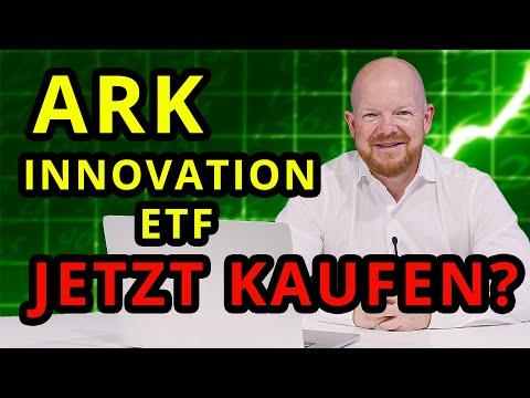 Den ARK Innovation ETF jetzt kaufen?