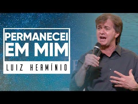 MEVAM OFICIAL - PERMANECEI EM MIM - Luiz Hermínio