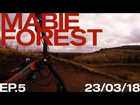 Scotland: Mabie Forest Red Trail