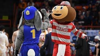 Ohio State vs. South Dakota State: the Buckeyes avoid the Jackrabbits upset bid