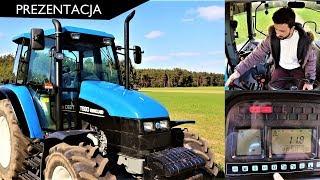 Rolnik Szuka Traktora ||30 - New Holland TS90 (Prezentacja / Walkaround)
