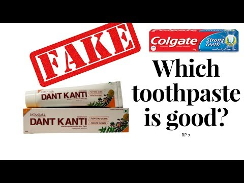 Which toothpaste is good? Which Toothpaste we should buy?What is the use of toothpaste?Myths cleared