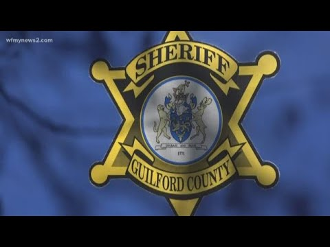 Danny Rogers Takes Over As Guilford County Sheriff