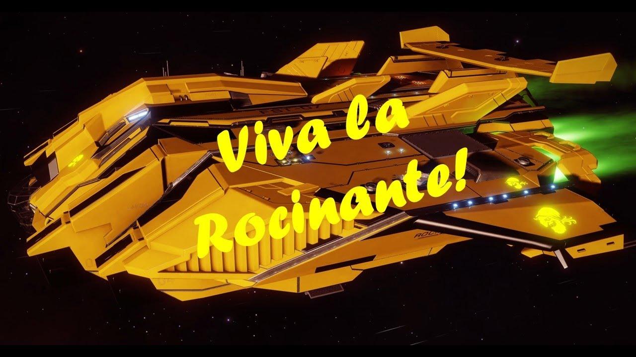 Download Elite Dangerous: Viva la Rocinante!