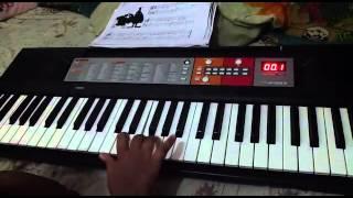 Sasara Wasana Thuru Niwan Dakina Thuru Keyboard Music