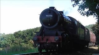 The history of the WD Austerity 2-10-0/2-8-0 steam locomotives