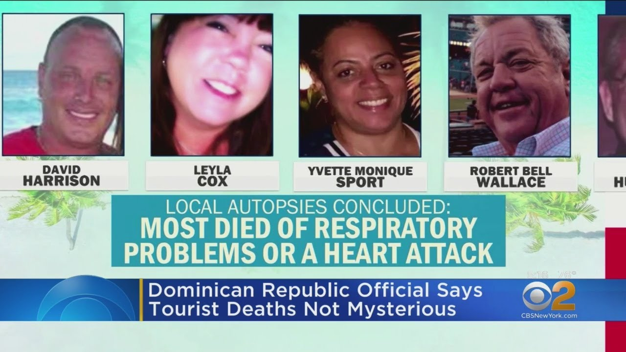 State Department Confirms Two More American Deaths In Dominican Republic