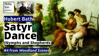 Hubert Bath : Satyr Dance (Nymphs and Shepherds)