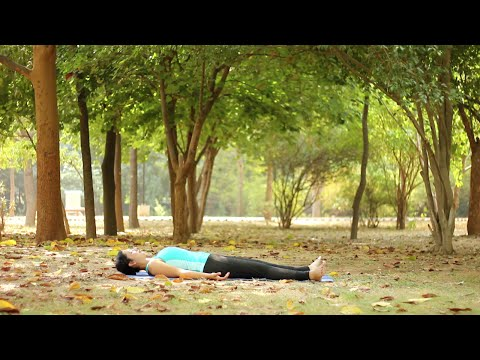 How to do the Corpse pose or Shavasana and its benefits │Soul I M Komal Yoga