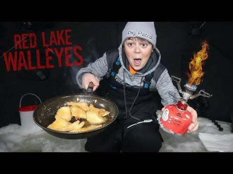 Red Lake Walleyes (Catch N' Cook)