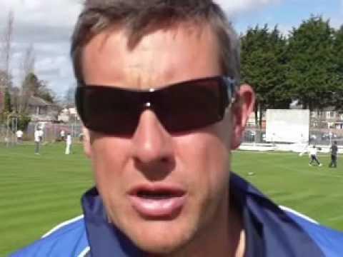 Cricket World® TV Ashley Giles Interview