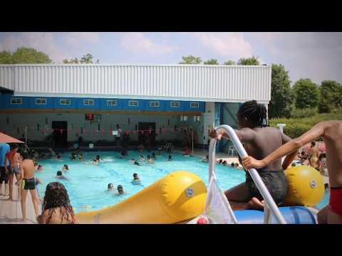 La piscine Jacques Monquaut de Trappes-en-Yvelines
