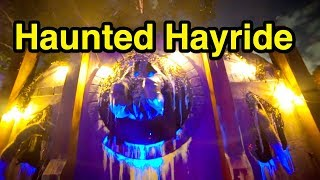 [new] Haunted Hayride At Midnight Falls - Los Angeles Haunted Hayride 2019 - Griffith Park, Ca