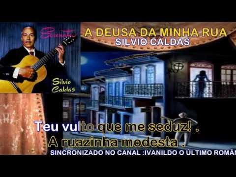 A Deusa da Minha Rua - Sílvio Caldas - karaoke - instrumental