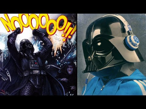 How a Song Triggered Darth Vader [Canon] - Star Wars Explained