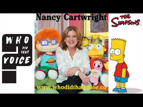 Nancy Cartwright (Bart Simpson) - Episode 76