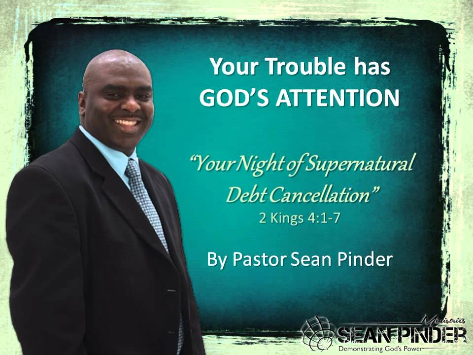Your Night of Supernatural Debt Cancellation Part 1