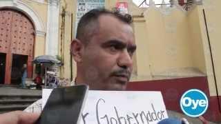 Pobladores de el Espinal acusan a familia de querer desalojarlos de sus viviendas