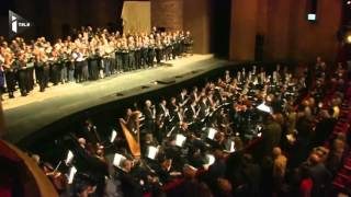 the French hymn resounds to the Metropolitan Opera de NYC