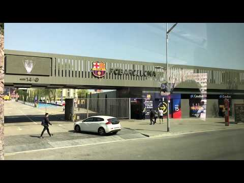 Visiting FC Barcelona: Camp Nou Stadium (Tour)