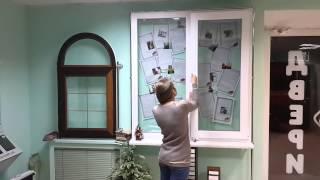 Выпадение створки на окне в двух положениях. Что делать если выпала створка?