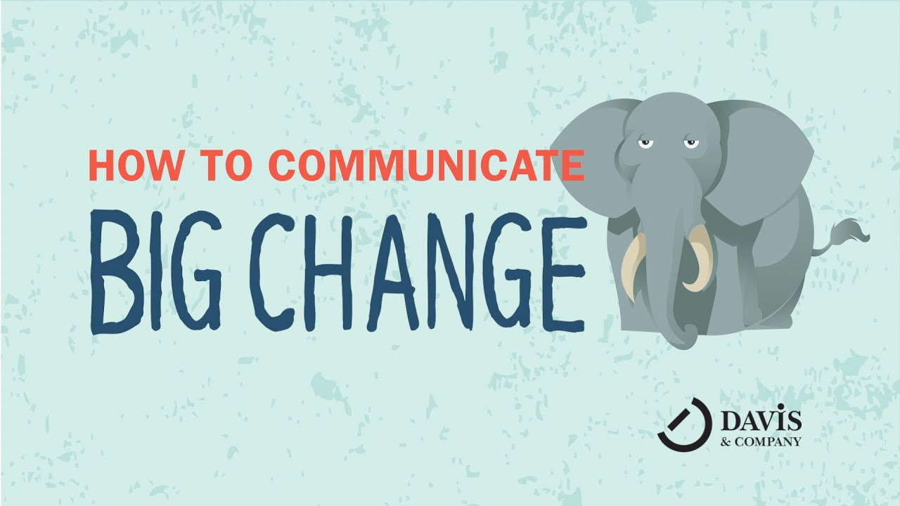 how to effectively communicate change Ways to communicate effectively in the workplace 1 open meeting it is easier to communicate your passion and how you feel to your team via open meetings in this.