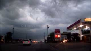 Ardmore Oklahoma Tornado Warned Storm May 20th 2013