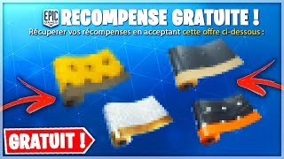 "RE-REDEPENSE These ""FREE"" REDEPENSES THANKS TO DEFIES ""SAISON 8"" ON FORTNITE!"