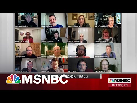 NYT Talks With Trump Voters On The Legacy Of George Floyd | MSNBC
