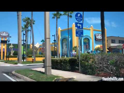 Cocoa Beach!! - Florida Vacation Adventure Day 2  (8.23.12)