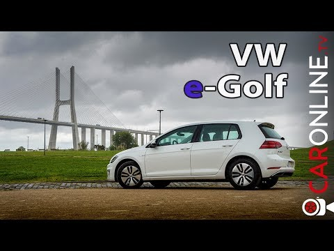FIZ + 200kms sem CARREGAR | VW e-GOLF [Review Portugal]
