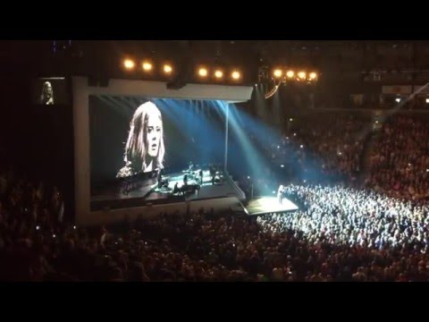 Adele Live 2... First Night 2016