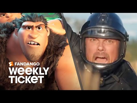 What to Watch: Croods: A New Age + Buddy Games | Weekly Ticket