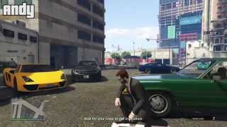 Let's Play GTA Online Heist Humane Labs - WHO INVITED THE INTERN (Part 1/6)