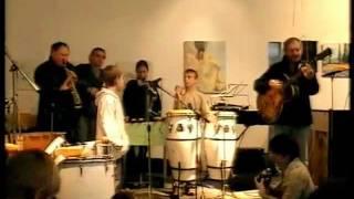 L'épervier à Salinelles. avec Daniel Huck et Maurice avi