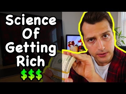 The Science of Getting Rich: Active vs. Passive Income