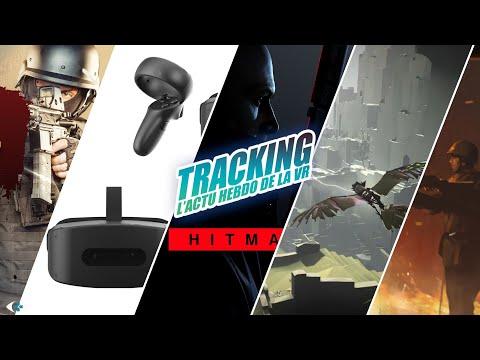 Tracking : L'actu VR #31 : Pavlov WWII, Hitman 3, Alvo, Nouveaux casques VR...