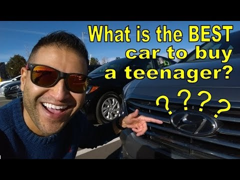 Top 5 Cars For a Teen Driver