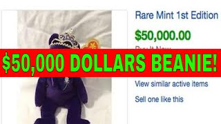 What to sell on eBay TY Beanie Babies episode #2