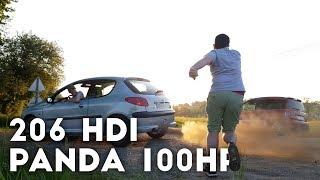 Panda 100HP, 206 HDI 90@125 : on vous présente les PDLVmobiles