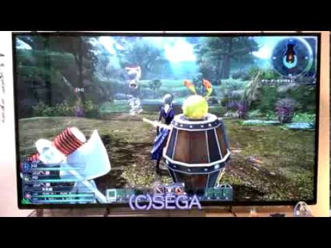 ������ 55z8 direct movie meets pso2 youtube