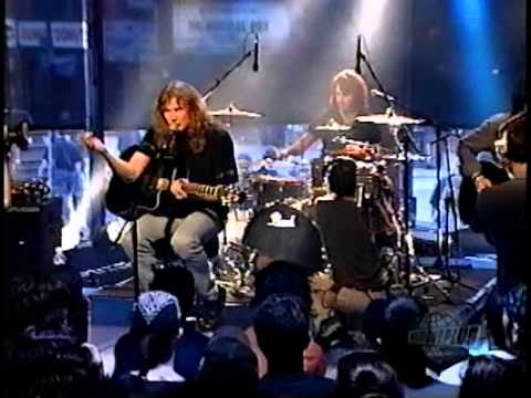 Megadeth - Trust (Unplugged At Musique Plus 2001)