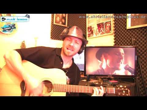 🎸Johannes Oerding - KREISE Akustik Gitarren Cover/Playthrough zur Lesson