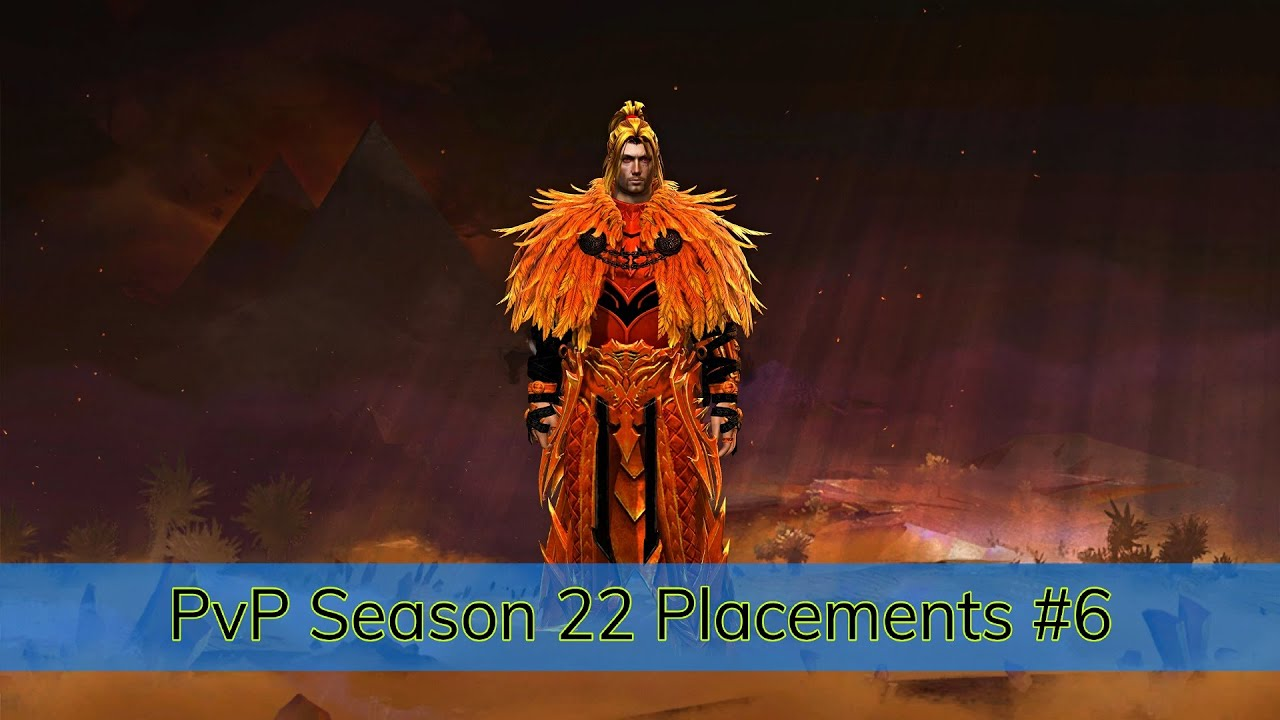 Guild Wars 2 - PvP Season 22 - Placement #6