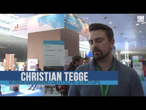 Internationale Startups auf der CeBIT