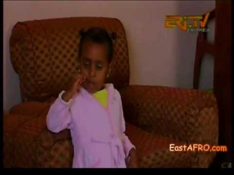 Eritrea TV Intellectualy gifted 3YR old Eritrean Melody Habte | ERi-TV