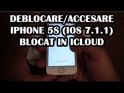 Cum sa activezi un iPhone 4 blocat in iCloud [ Limba Română ] by