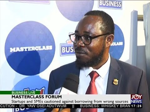 Masterclass Forum - Business Live on JoyNews (28-2-18)