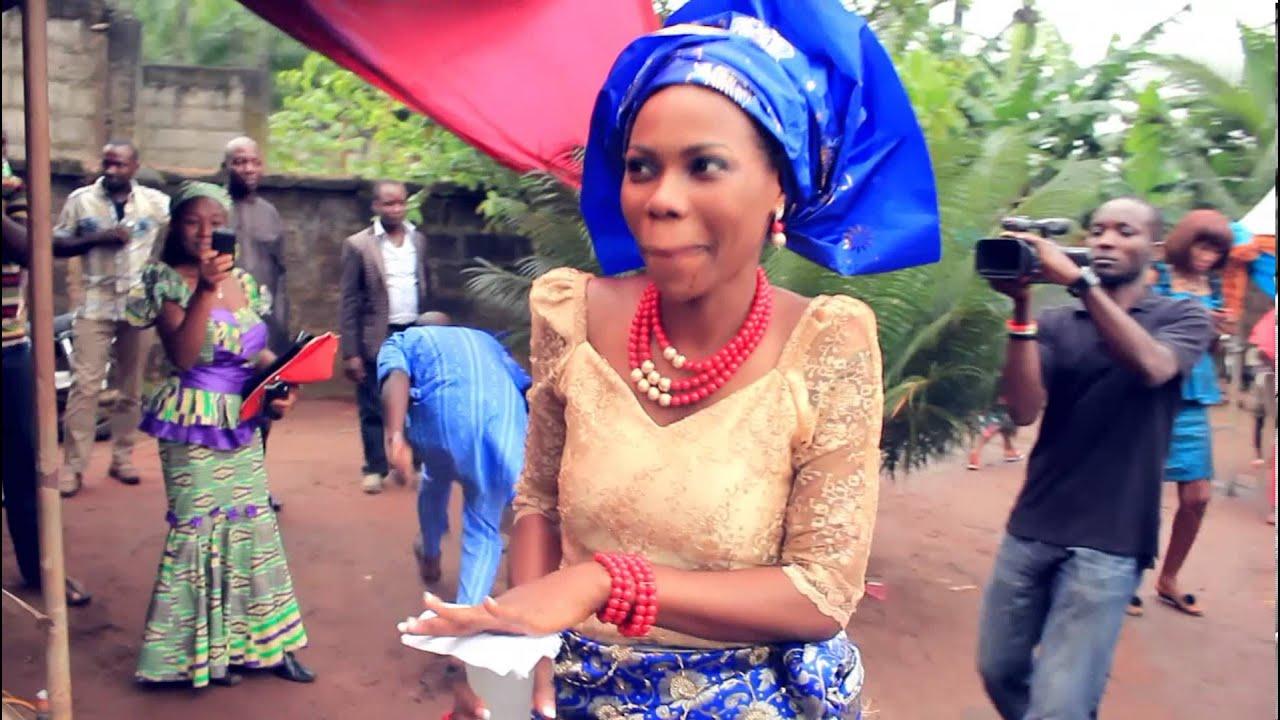 e873e4f7d21 Taiwo   Nkechi (Igbo Traditional Wedding) - YouTube