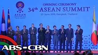ASEAN leaders nanawagang iwasan ang militarisasyon ng South China Sea | TV Patrol